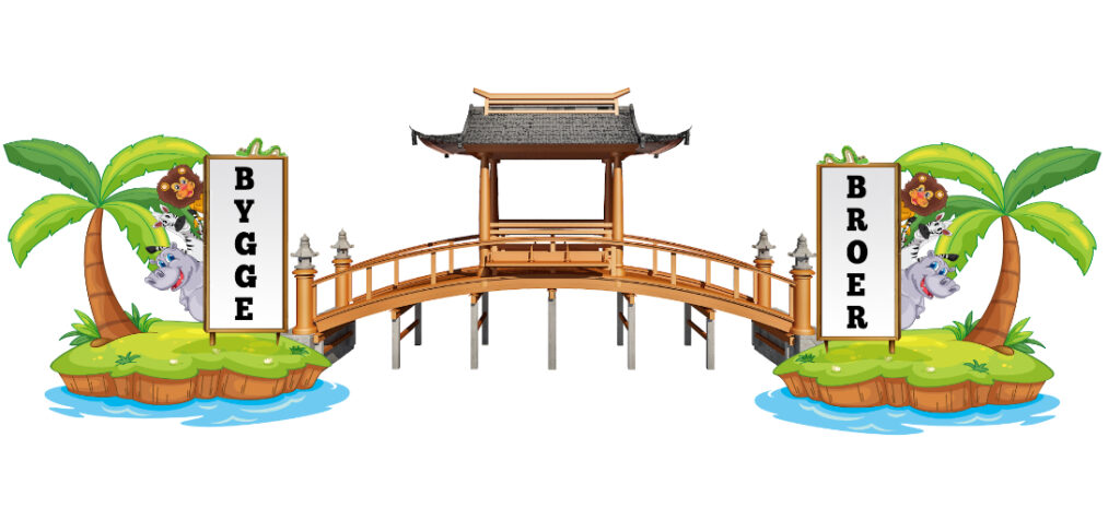 bygge broer hovedbrud