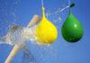 Slå katten af vandballonen