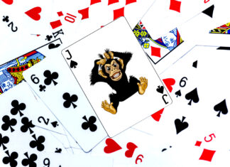 Sorteper kortspil