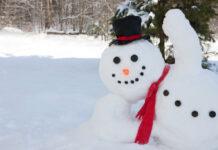 Hjælp snemanden labyrint