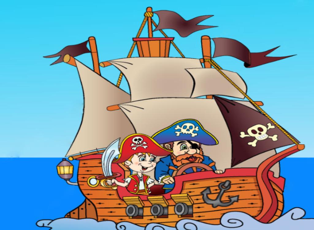 Kaptajn Rødskægs skat