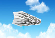 Det seje papirfly