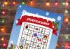 julefilm bingo