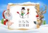 kast en snemand