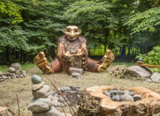 Find trolde i Danmark på troldejagt