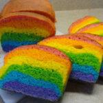 regnbue brød