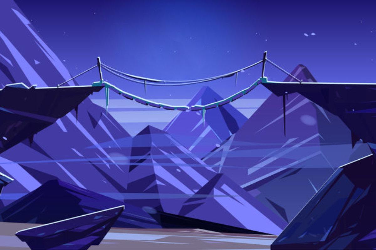 Den skrøbelige bro