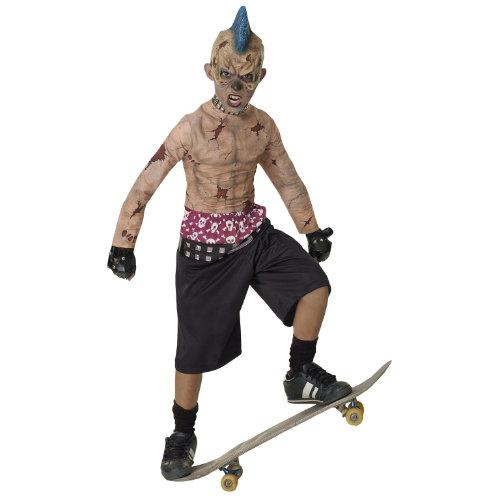 Zombie Halloween kostume